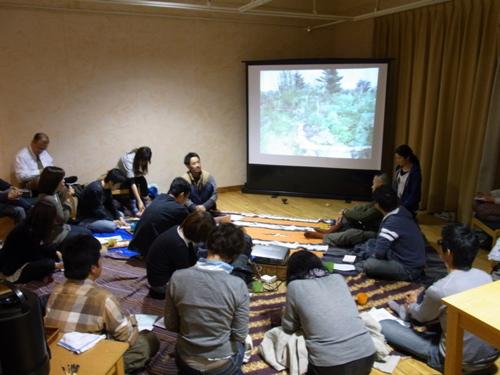 エコツアーカフェin神戸「パーマカルチャーという生き方」