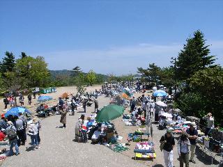 摩耶山リュックサックマーケット