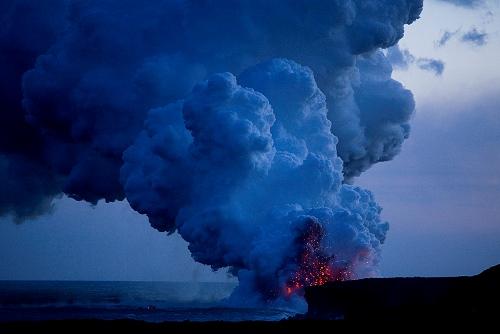 ハワイの自然