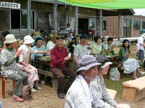 くりこま高原自然学校アコースティック音楽祭
