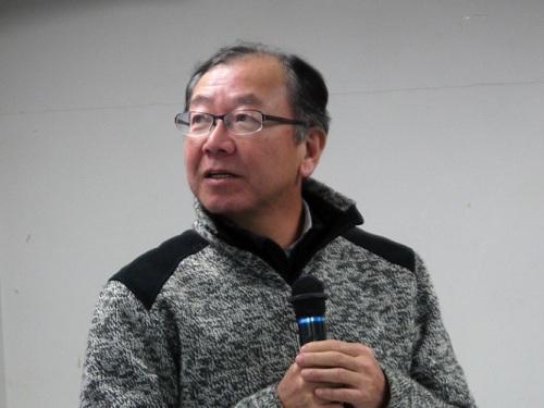 北川健司氏